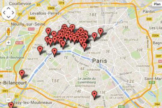 Où se trouvent les fonds de capital-risque à Paris ?