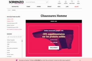 Sarenza racheté par Monoprix: ce qui attend le chausseur en ligne