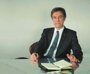 philippe vannier, président-directeur général du groupe bull depuis 2010.
