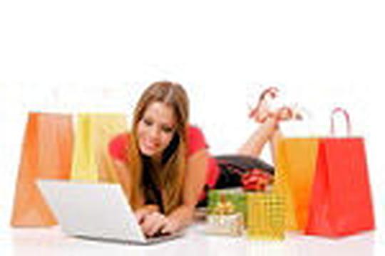 Hausse de 15% des ventes en ligne pour la première semaine des soldes