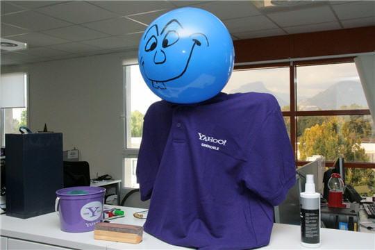 Yahoo inaugure son nouveau centre de R&D