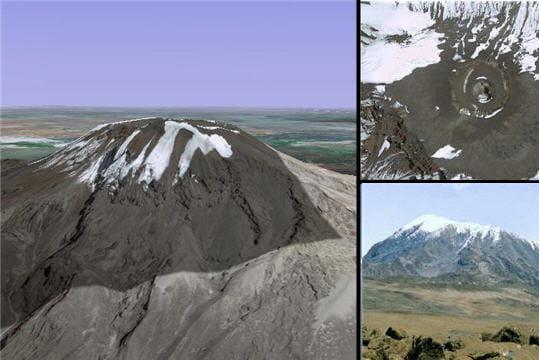 Le Kilimandjaro