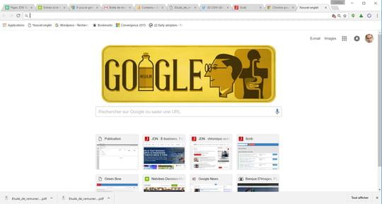 Chrome: 2milliards de navigateurs actifs
