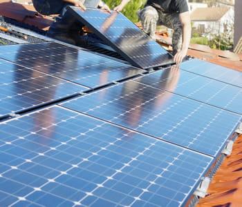 au premier semestre 2009, 135 mw de puissance photovoltaïque ont été installés,