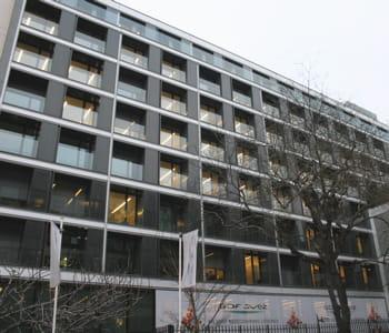 le siège de gdf suez à paris.