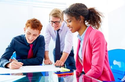 Chômage des jeunes: les bons élèves sont...