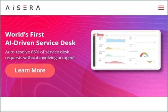 Aisera met le robotic process automation et l'IA au service du client