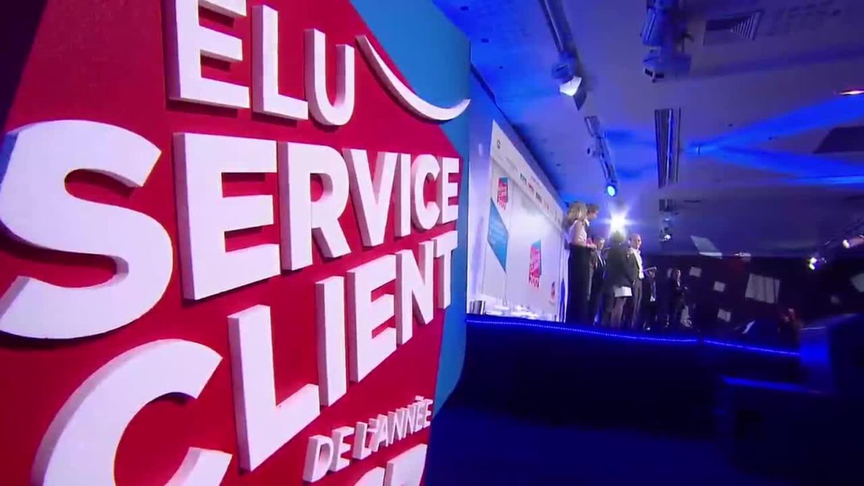 Revivez la cérémonie Élu Service Client de l'Année