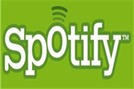 Spotify Etats-Unis Facebook partenariat