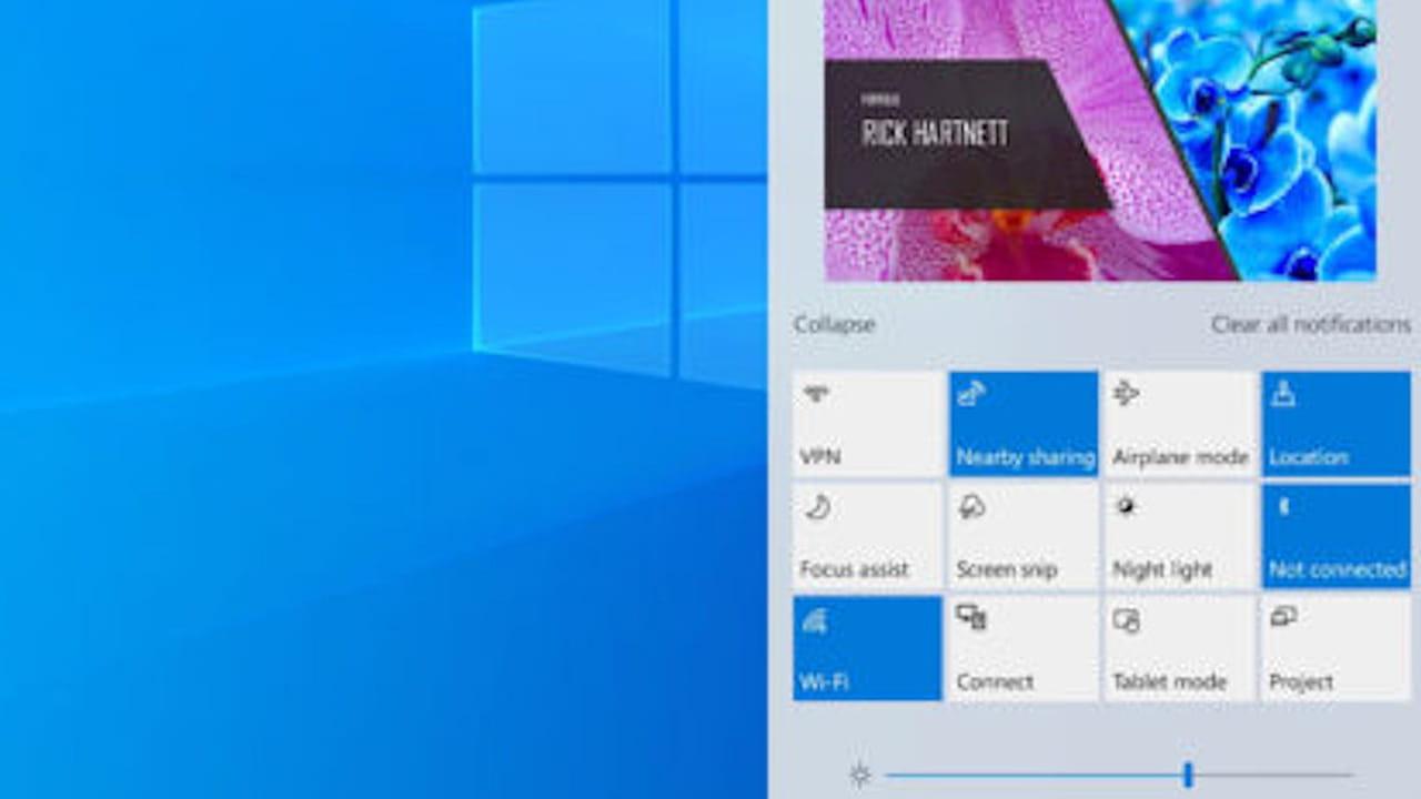 Windows 10 va relancer vos applications au démarrage