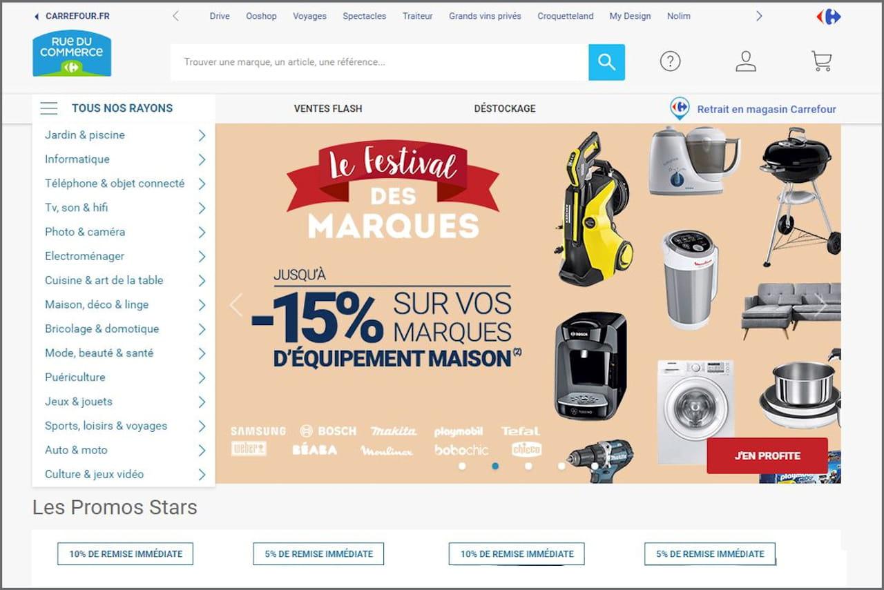 Comment Rue du commerce optimise sa performance web et