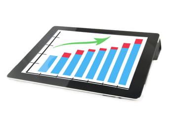 surfant sur la popularité de la tablette tactile d'apple, les éditeurs sont de