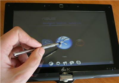une express gate plutôt bien adaptée à un usage de tablette tactile