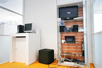 la home zone du technocentre