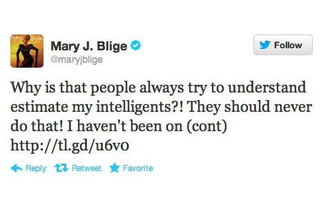 Mary J. Blige, une grammaire très créative