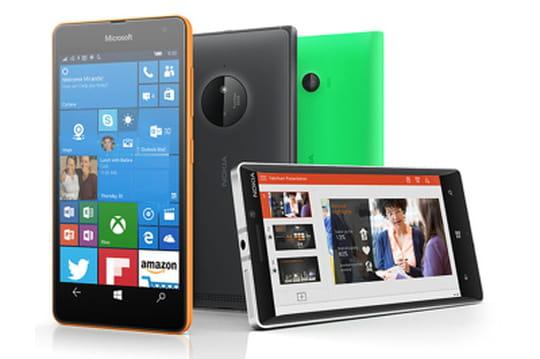 La nouvelle préversion de Windows 10 Mobile pourrait bien être la RTM