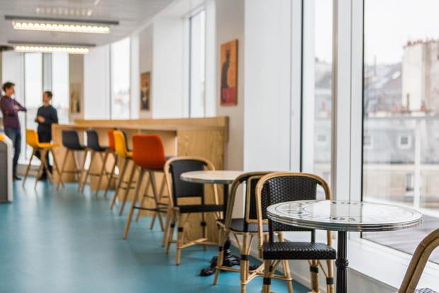Des espaces de travail plus ou moins formels