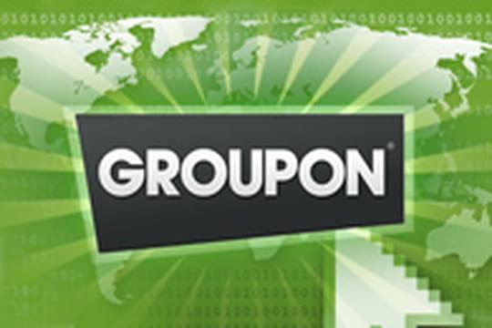 Groupon a déjà perdu 308 millions de dollars en 2011
