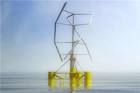 Le temps des éoliennes flottantes