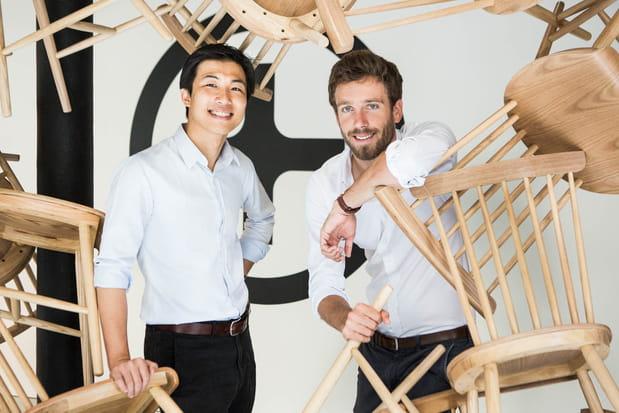 Ning Li et Julien Callède au rendez-vous