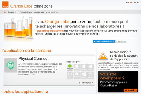 Orange Labs Research veut démocratiser l'intelligence artificielle
