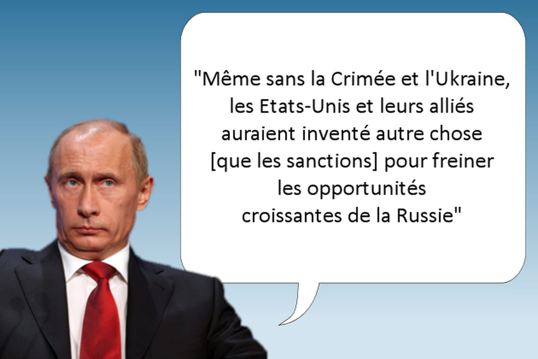 Les citations qui font de Poutine le président le plus froid au monde