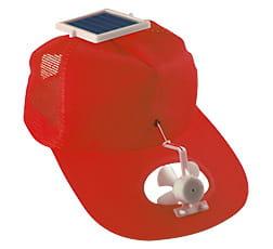 Casquette solaire