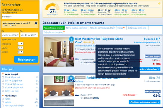 Booking contourne-t-il ses engagements envers les hôteliers ?