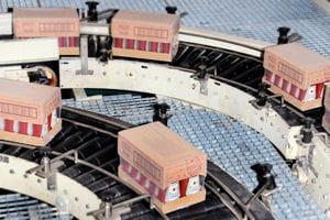 heinz produit chaque année plus de 630millions de bouteilles de ketchup.