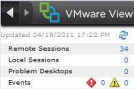 Virtualisation des postes de travail VDI chez EAS avec VMware