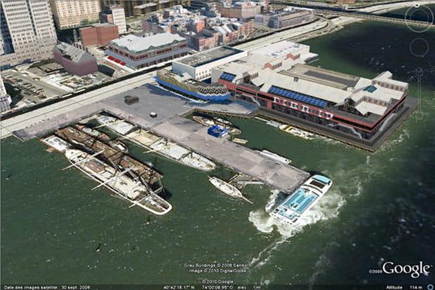 Le South Street Seaport