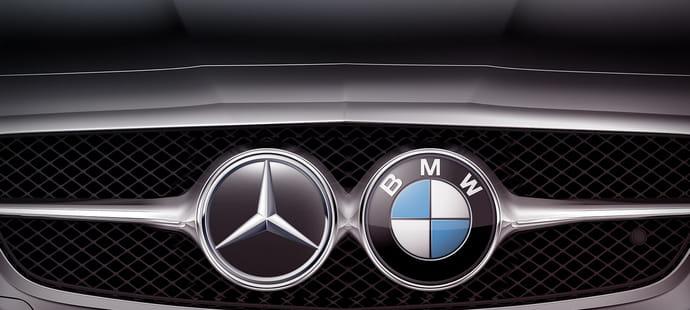Daimler et BMW: deux meilleurs ennemis unis dans les mobilités