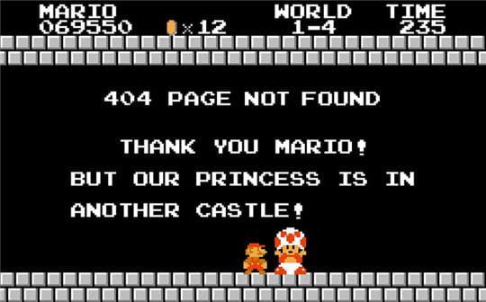 404 Mario
