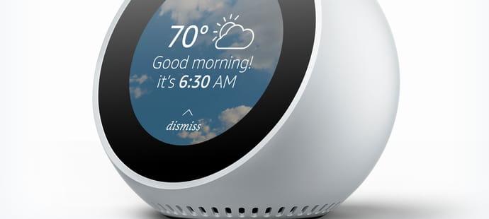 Amazon Echo: Amazon lance trois nouvelles enceintes équipées d'Alexa