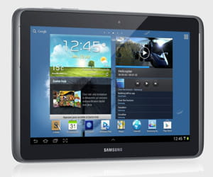 la tablette galaxy note 10.1 de samsung.