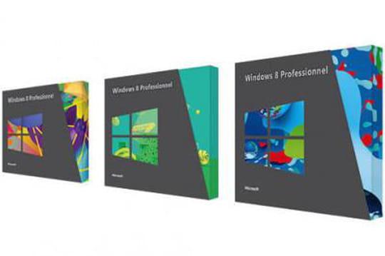 Windows 8: les licences et leurs différences