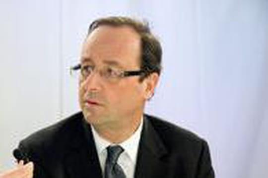Hollande: son programme pour l'économie