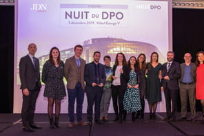 Les gagnants de la Nuit du Data Protection Officer 2019 sont...