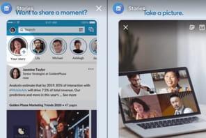 Stories pubs sur LinkedIn: un format visible… que pas grand monde ne voit