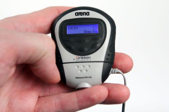On a testé le baladeur MP3 étanche
