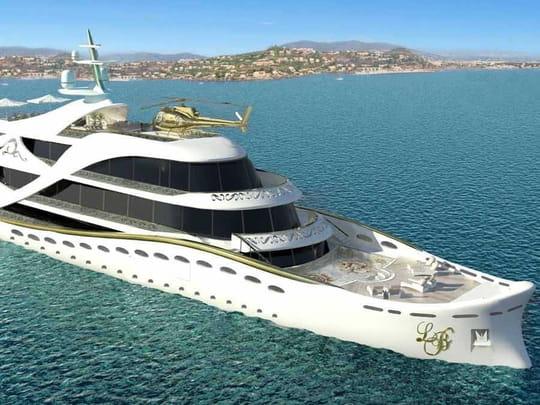 Visitez le premier concept-yacht de luxe designé pour les femmes