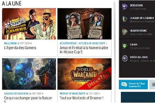 Webedia va racheter le spécialiste des jeux vidéo Millenium.org