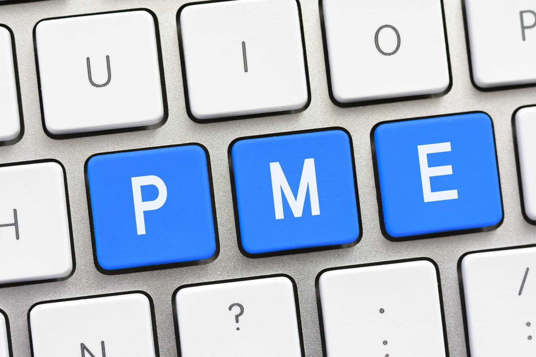 PME: définition simple, traduction