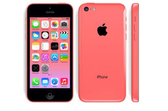 L'iPhone 5C coûte 2mois de salaires en Chine