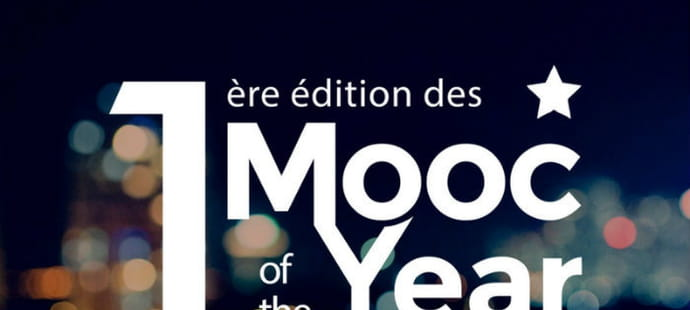Mooc of the Year : voici les lauréats