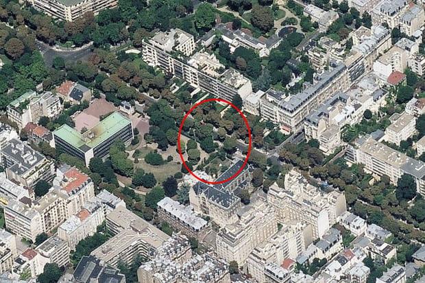 17e ex aequo : Lycée Saint Dominique (Neuilly-sur-Seine), 8 966 € le m²