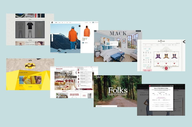 8belles et bonnes idées pour moderniser votre site d'e-commerce