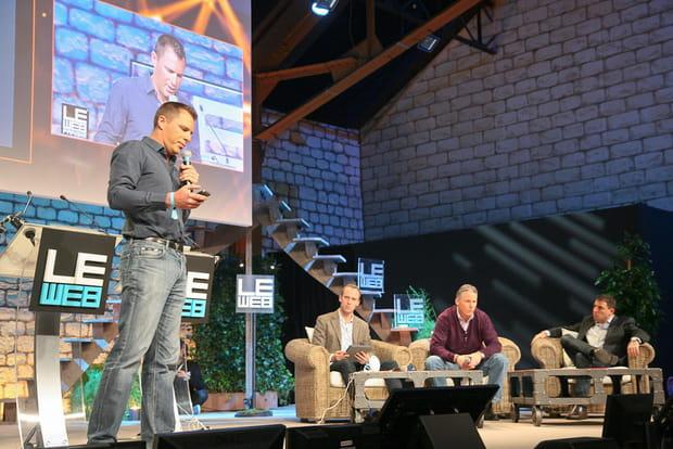 LeWeb Paris 2012 : startup competition