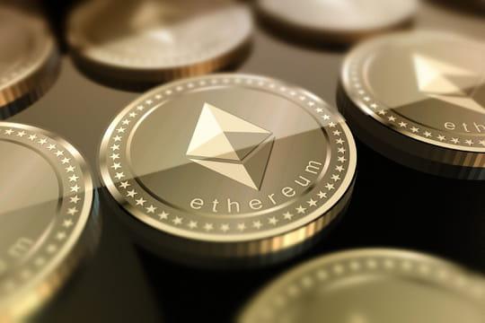 Ethereum : les contrats à terme sont lancés, le cours monte - JDN