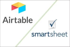 Match des Excel 2.0: le leader Airtable face au challenger Smartsheet